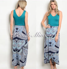 Load image into Gallery viewer, Bahama Breezes Maxi Dress  - The Peach Mimosa