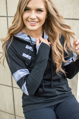 Varsity Camo Hoodie Now Available in Kids!