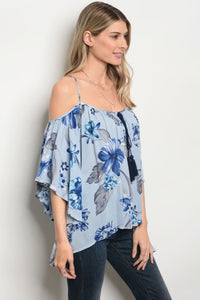 Loveliest Life Top  - The Peach Mimosa