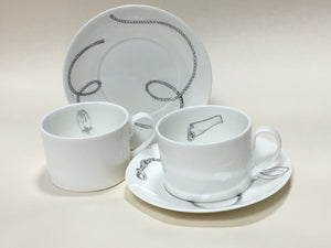 ROISSY • CUP + SAUCER