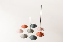 Load image into Gallery viewer, CONE Incense Holder / Set • Peony