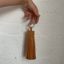 Load image into Gallery viewer, Chubby Tassel Flogger - Natural