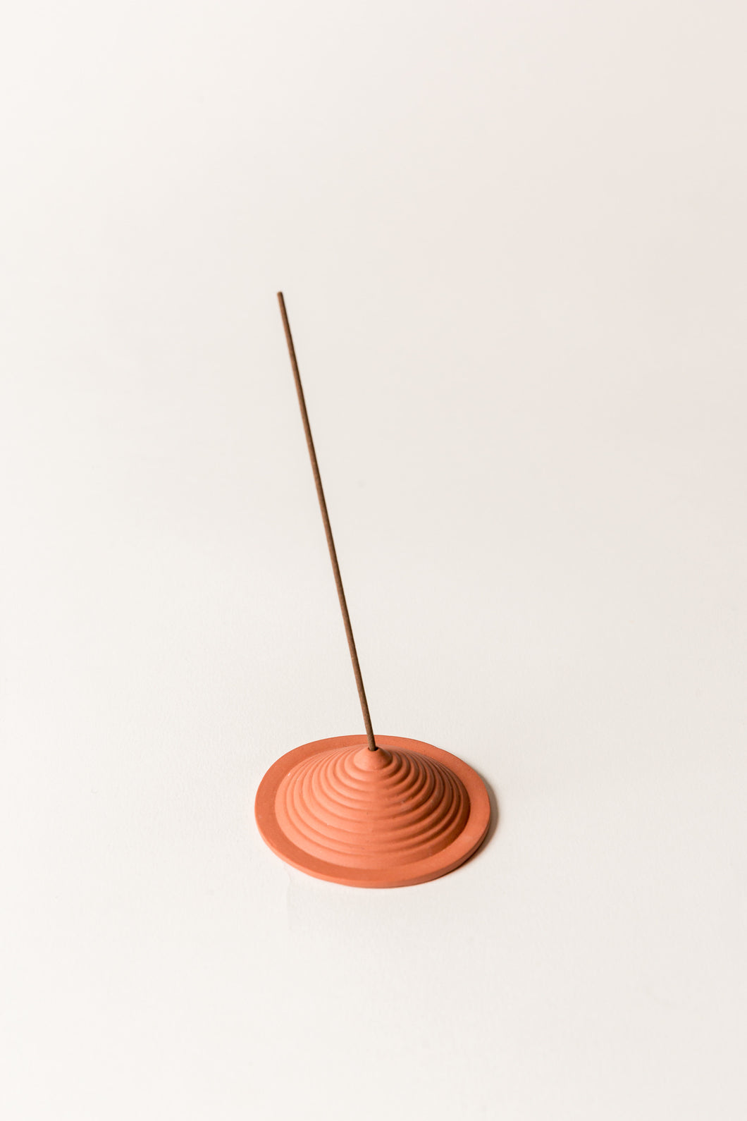 CONE Incense Holder / Set • Terra