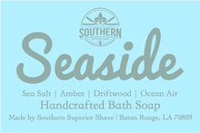 Load image into Gallery viewer, Seaside Handcrafted Shea Butter Bath Soap