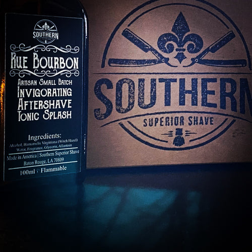 Rue Bourbon Premium Aftershave Tonic Splash