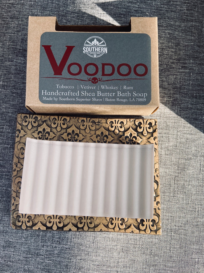 Voodoo Shea Butter Bath Soap