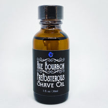 Load image into Gallery viewer, Rue Bourbon PrePosterous Premium Pre/Post Shave Oil
