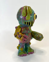 """Spacewaster"" Custom vinyl toy"
