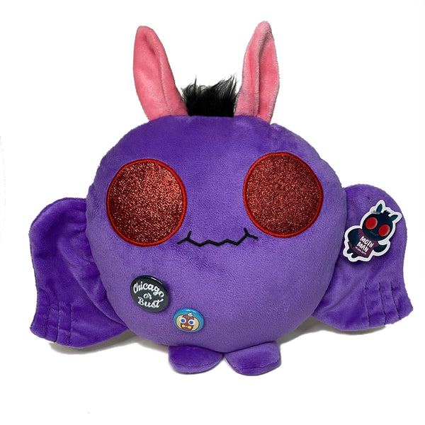 """Chicago Mothman"" plush"