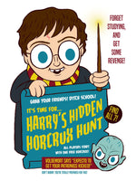 """Horcrux Hunt"" 12 X 16 limited edition poster"