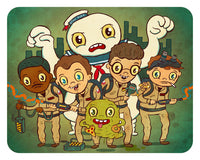 """Ghostbusters"" limited edition print"