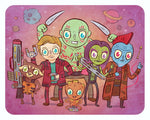 """Guardians of the Galaxy"" 8 X 10 limited edition print"