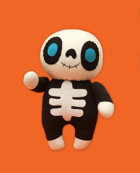 """Billy Bones"" plush toy"