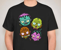Monster Club T-shirt