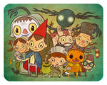 """Over the Garden Wall"" 8 x 10 art print"