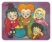 """The Sanderson Sisters"" 8 x 10 limited edition prints"