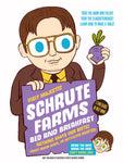 """Schrute Farms"" 12 x 16 limited edition poster"