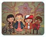 """Stranger Things"" limited edition 8 x 10 print"