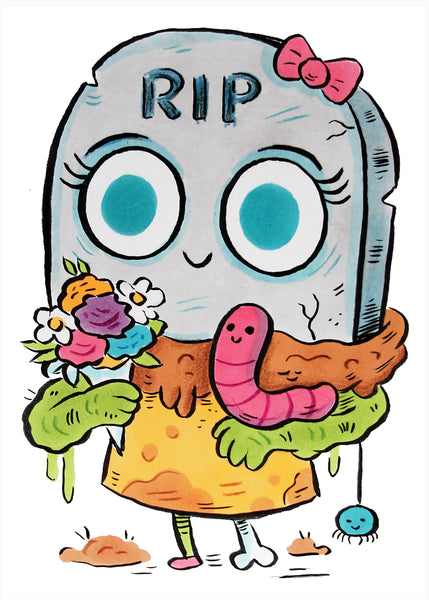 Tombstammy original drawing