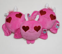 """Lovebug Mothman"" plush"
