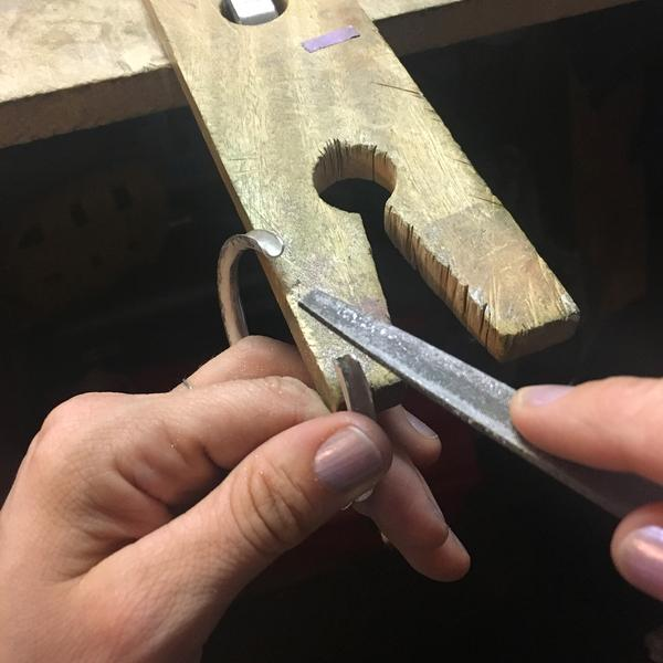Intro to Metalsmithing: February 27th Workshop