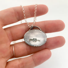 Load image into Gallery viewer, Lunar Umbra Pendant Necklace