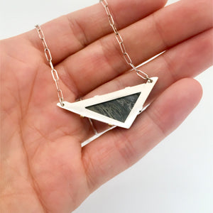 Celestial Geometry Necklace