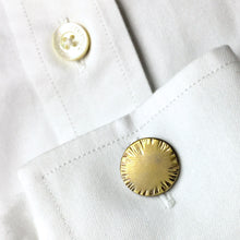Load image into Gallery viewer, Brass Cuff Links