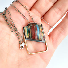 Load image into Gallery viewer, Wind Wave Necklace