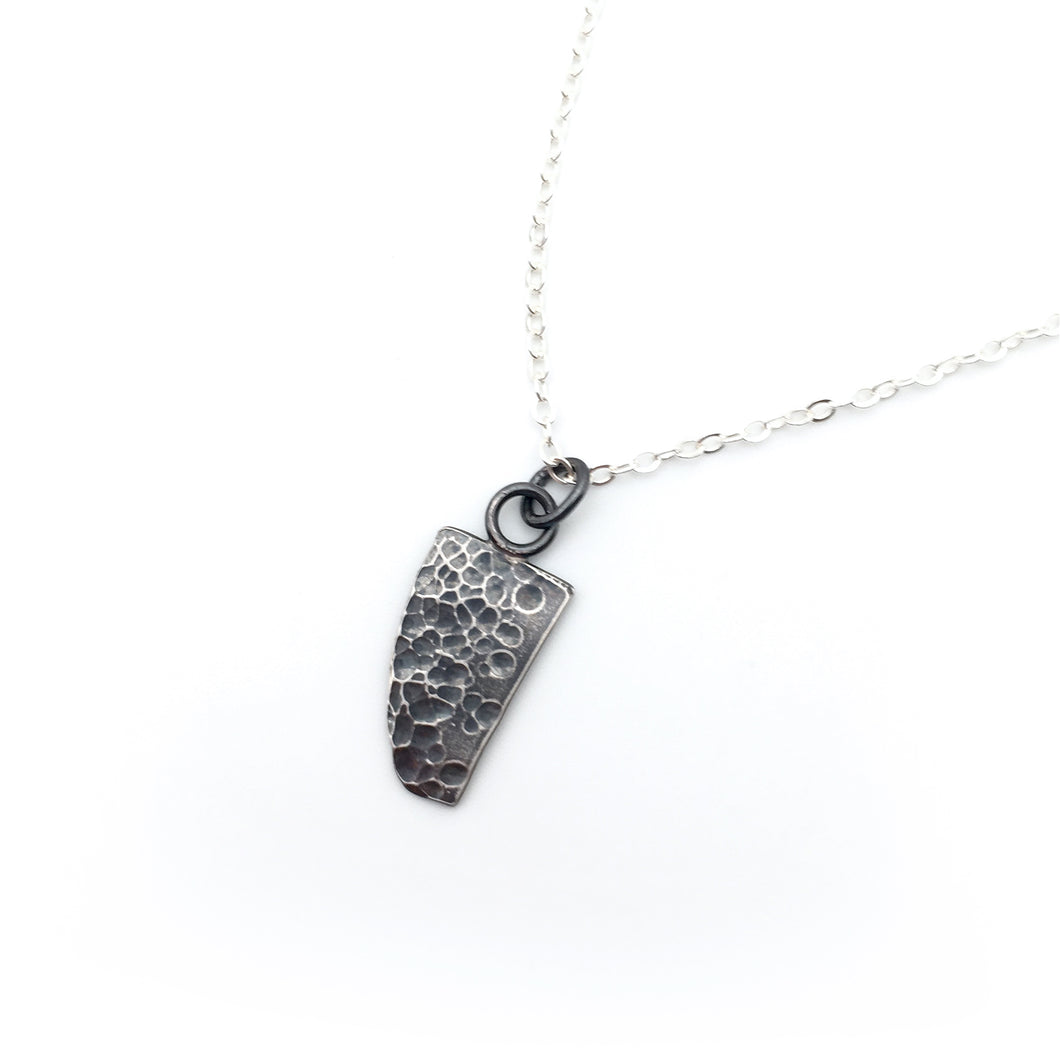 Lunar Surface Necklace No. 1