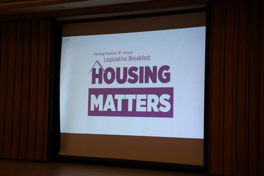 Housing Families Legislative Breakfast