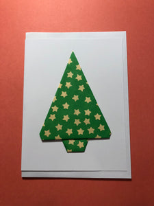 Origami Tree Card