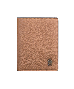 Mens Leather Wallet Mithanni Maceo Brown