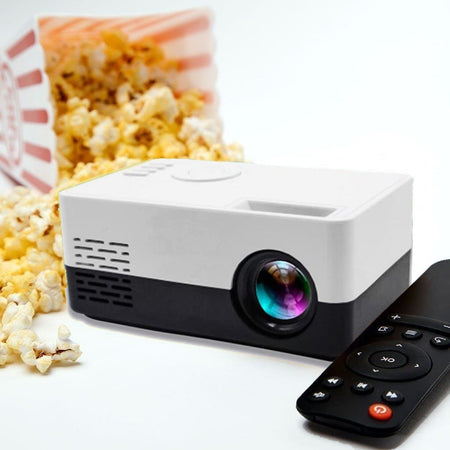 FULLPOWERHOME - Full Power™️ - Original Portable HD Projector