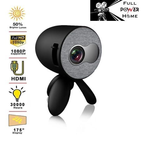 FULL POWER™️ - Original Wifi HD Projector