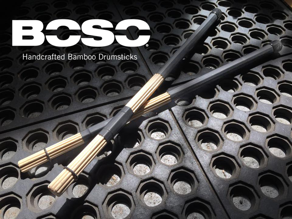 New Boso Natural bamboo bundle rods