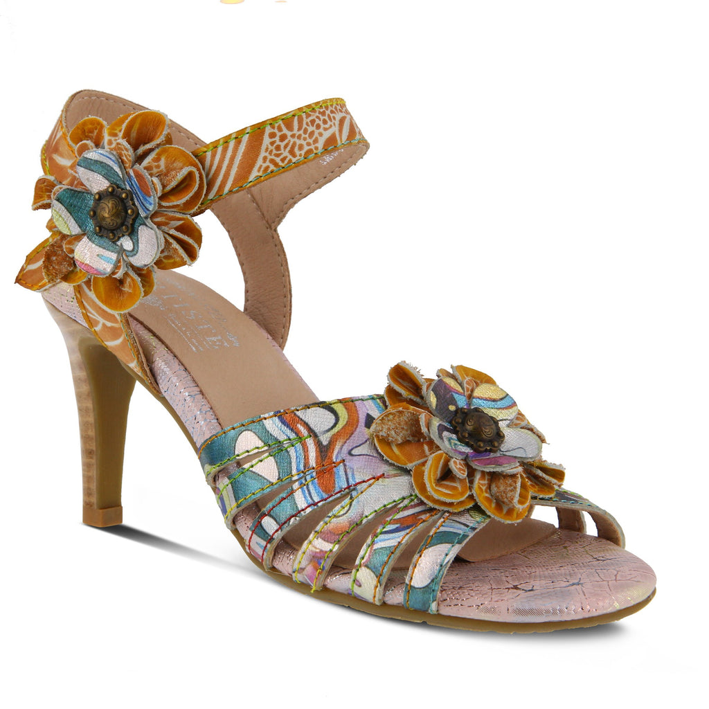 KEIKO ANKLE STRAP SANDALS