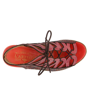 LAURE LACE-UP SHOE