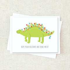 Dino-mite Greeting Card Set