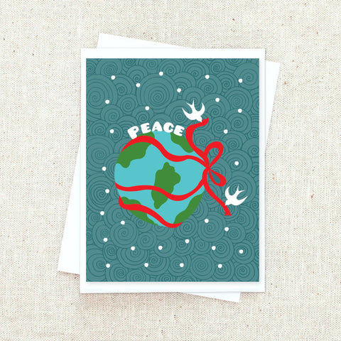 Peace on Earth Greeting Card Set
