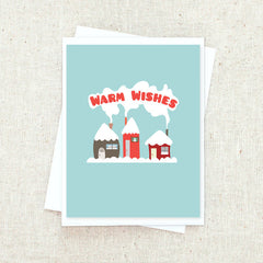 Warm Wishes Greeting Card Set