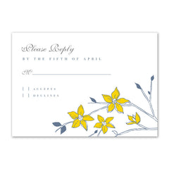 Felicity Thank You Notecard