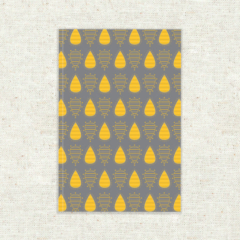 Drops & Dots Notebook
