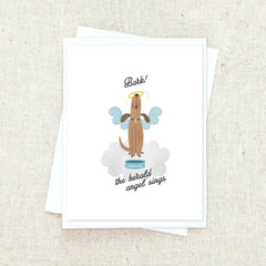 Herald Greeting Card Set