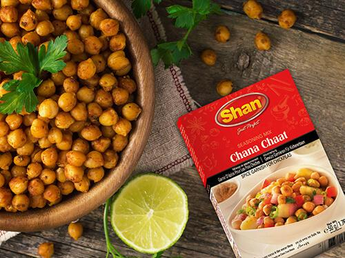 Shan Chana Chaat Masala - WeGotMeat- Columbus Ohio Halal Meat Delivery