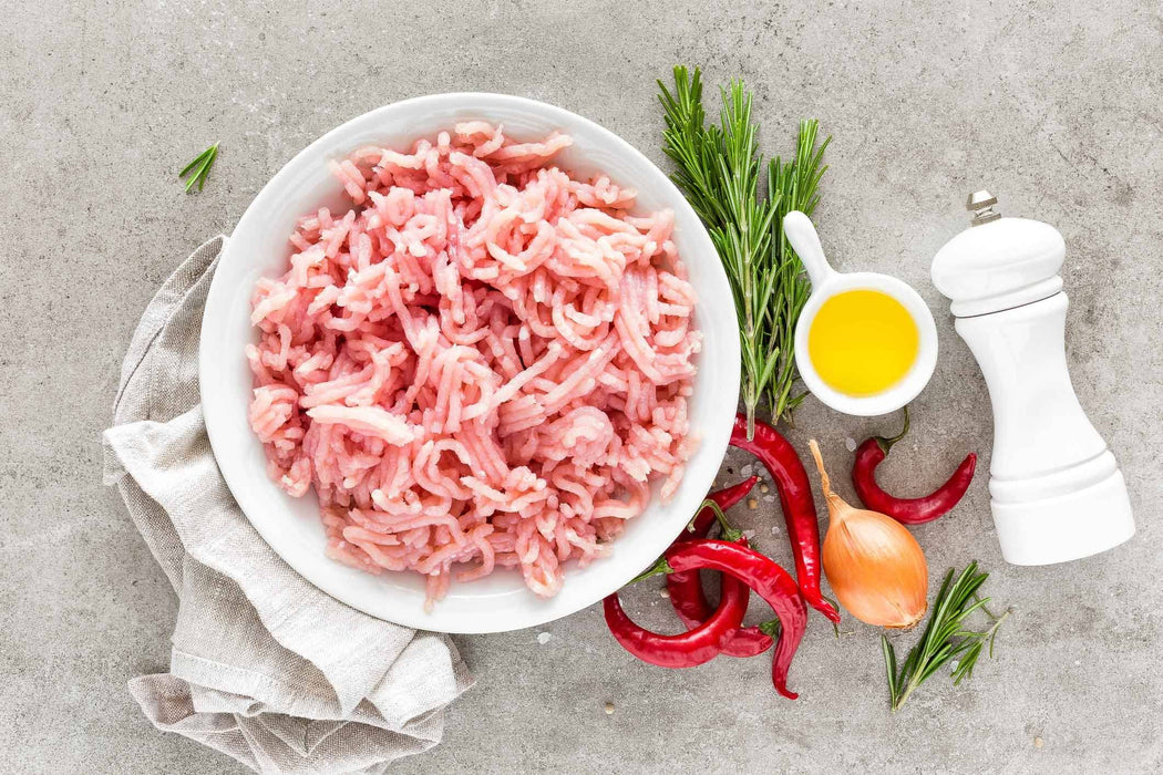 Halal Chicken Ground/ Mince - WeGotMeat- Columbus Ohio Halal Meat Delivery