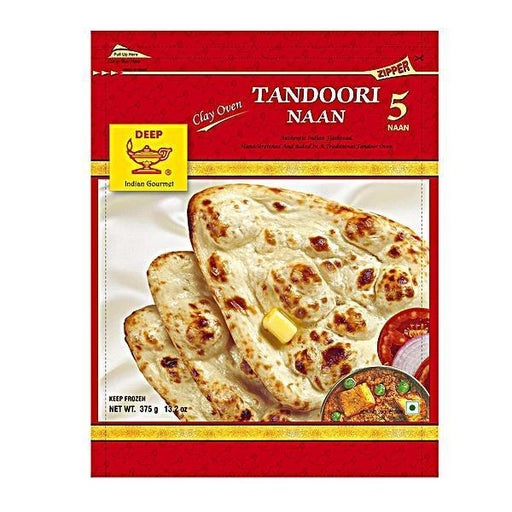 Deep Tandoori Naan - WeGotMeat- Columbus Ohio Halal Meat Delivery