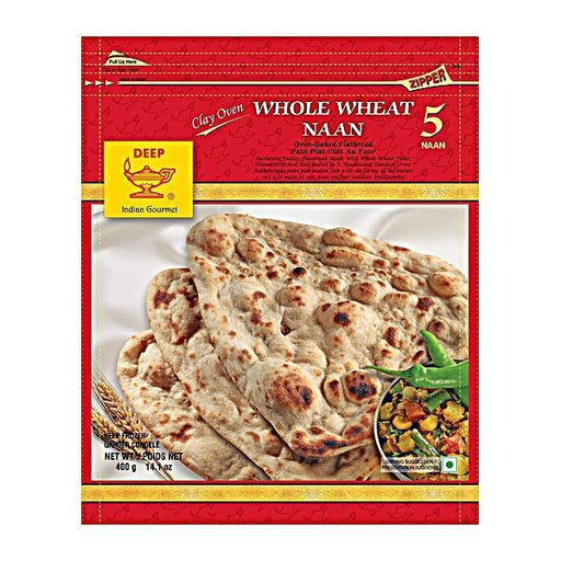 Whole Wheat Naan - WeGotMeat- Columbus Ohio Halal Meat Delivery