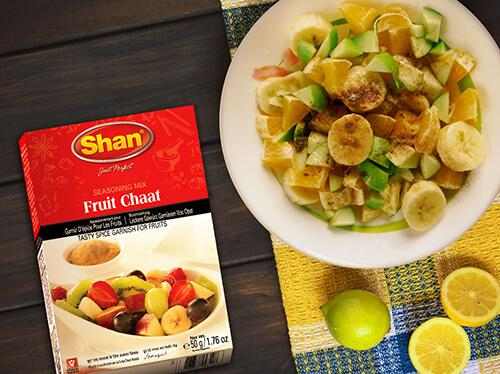 Shan Fruit Chaat - WeGotMeat- Columbus Ohio Halal Meat Delivery