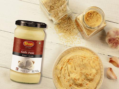 Shan Garlic Paste - WeGotMeat- Columbus Ohio Halal Meat Delivery